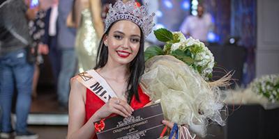 Победительница Конкурса - Мисс Киев 2019